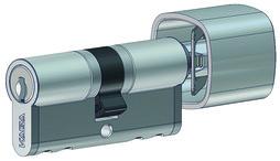 Profil-Drehknopfzylinder Kaba star M1419
