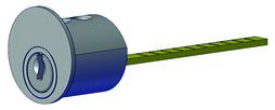 Aussenzylinder Kaba star Typ M1007 B