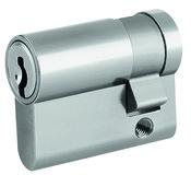 Profil-Halbzylinder GLUTZ mAccess Typ 81175 Basic OPO 3+4
