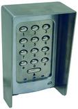 Sichtschutzgehäuse für Türcodeanlagen BSW TOUCHLOCK