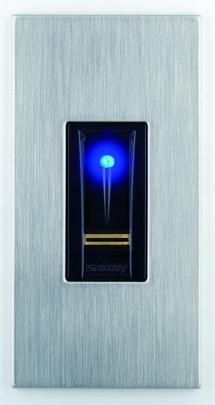 Biometrisches Fingerprintsystem ekey, Bluetooth fähig