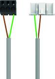 Controller-Kabelübergang-Kabel EKEY dLine GU connect 50/200