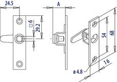 Luftflügeleinreiber FUHR 540