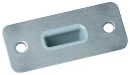 Bodenschliessmulden PLANET BM 5/13 mm schmal
