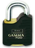 Vorhängeschlösser BURG-WÄCHTER 700 Gamma