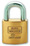 Vorhängeschlösser BURG-WÄCHTER D 600 Diamant