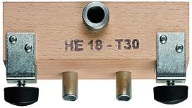 Bohrlehren für Brandschutzband HE 18-T30/EI30 SASSBA