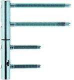 Einbohrbänder ANUBA-TRIPLEX EI30
