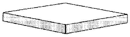 Abstandsschablone für Rahmenteile einzeln