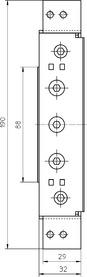 Aufnahmeelemente SIMONSWERK VARIANT VX 7511 3D