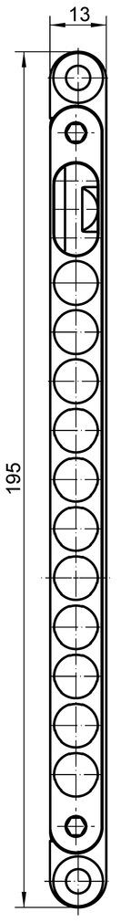 Schliessmagnet SIMONSWERK KCM 25 Lock KEEP CLOSED