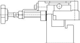 Bohr- und Fräslehren SIMONSWERK für BAKA Protect 2010 2D und 2D FD