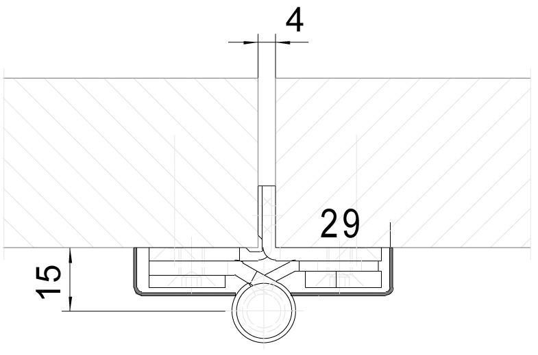 Aufschraubbänder SIMONSWERK E 14-06