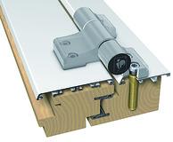 Türband Holz/Alu Hahn Serie 4 / A 951