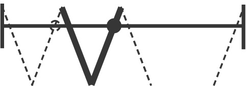 Zusatzgarnitur HAWA-Variofold 80/H mit Führung