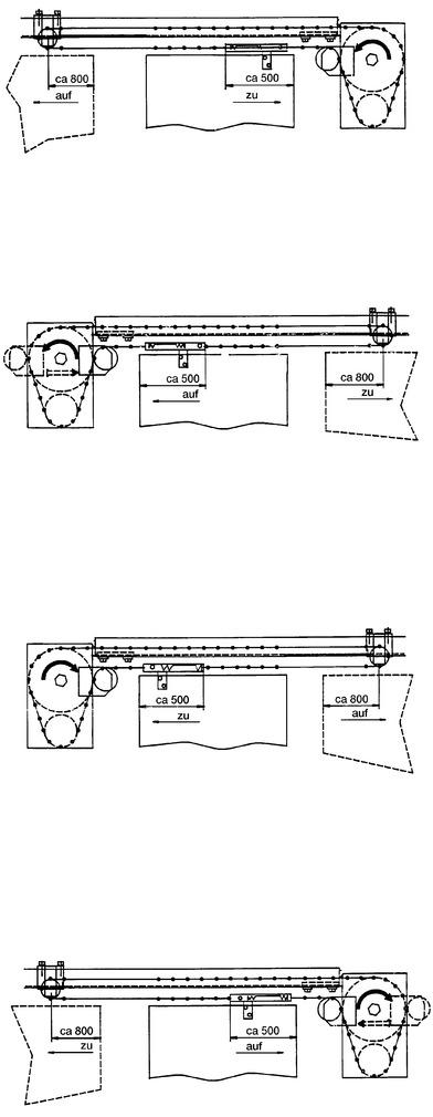 Torantriebe DICTATOR Dictamat 650