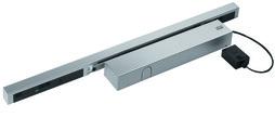 Freilauf-Türschliesser DORMA TS 99 FLR / FLR-K Contur Design