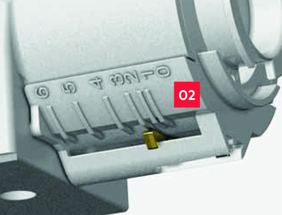 Türschliesser dormakaba TS 98 XEA