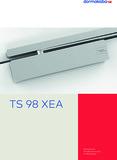 Dokumentation dormakaba TS 98 XEA