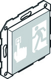 Hinweisschildmodul beleuchtet für Fluchtwege eff-eff 1386D00-HWCHF90