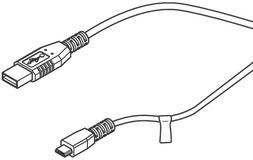 USB-Kabel eff-eff ePED 1386