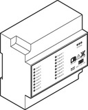Interface Modul für Hutschiene eff-eff ePED Hi-O IO 901