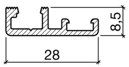 Halteprofile HEBGO 147
