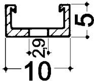 Halteprofile HEBGO 127
