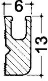 Halteprofile HEBGO 129