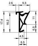 Dichtungsprofile DEVENTER S 6343