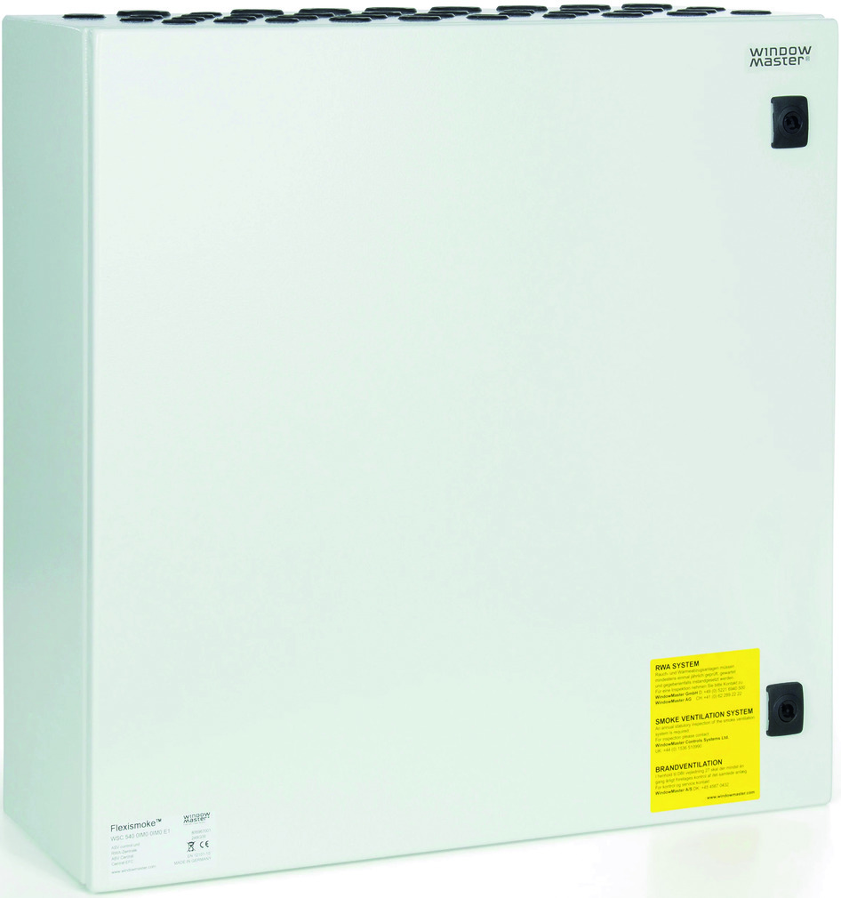 RWA-Modulzentrale WINDOWMASTER WSC 540