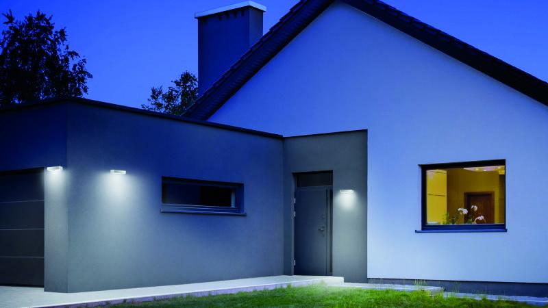 LED Sensor-Aussenleuchte STEINEL XSolar SOL-O S