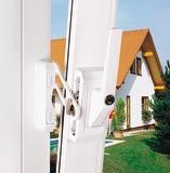 Fensterriegel mit Sperrbügel ABUS FO 500