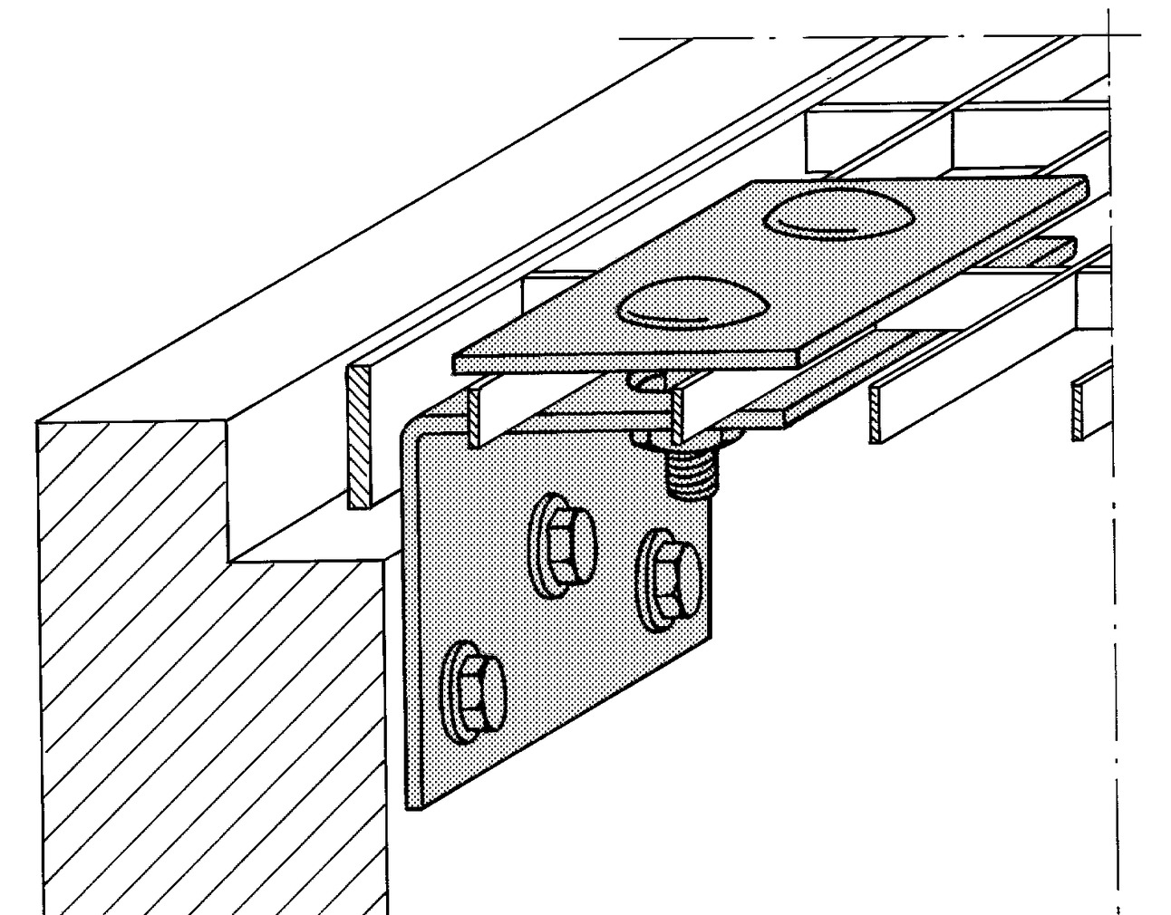 Gitterrost-Sicherungen GLUTZ 9103