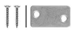 Montageset Auflaufplatte Typ 2 Art.-Nr. 900188