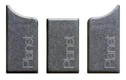 Abdeckplatten-Set PLANET KG-S /-D / -F / -U Art-Nr. 900252