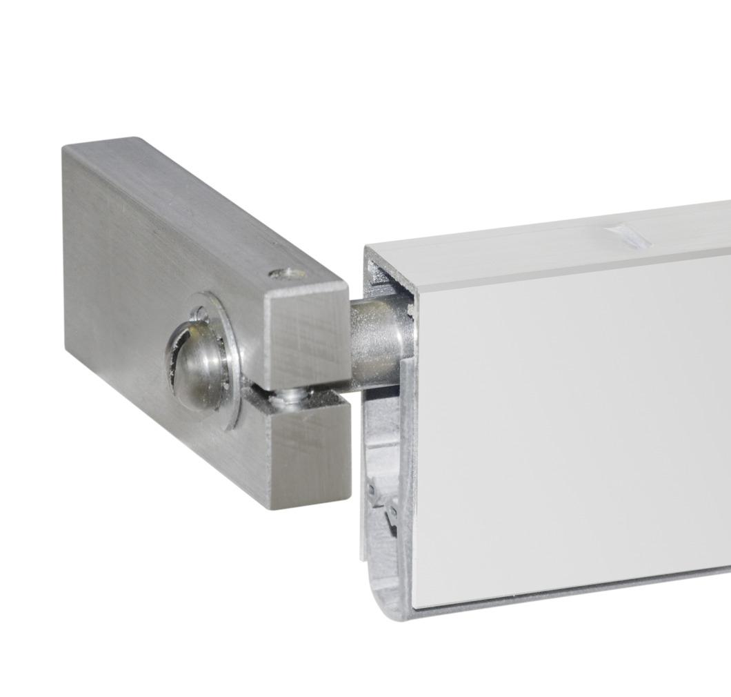 Auslöseplatte 20x8x80mm zu PLANET Zug Art.-Nr. 900557