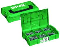 Montagekoffer L-BOXX SPAX mini