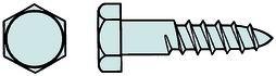 Sechskant-Holzschrauben DIN 571