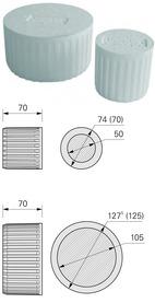 Montagezylinder ZyRillo-EPS