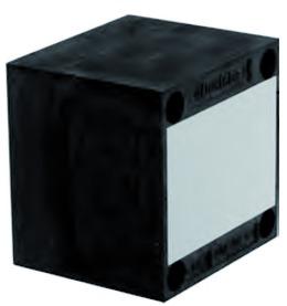 Universalmontageplatten UMP-ALU-Q (quadratisch)