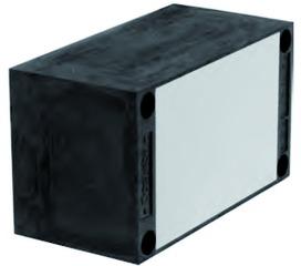 Universalmontageplatten UMP-ALU-R (rechteckig)