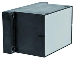 Universalmontageplatten UMP-ALU-TR (rechteckig)