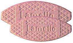 Verbindungsplättchen LAMELLO