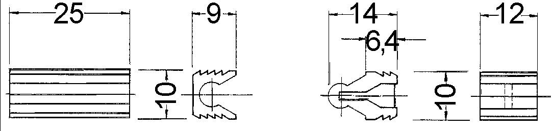 Schnapp-Verbinder