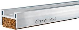 Aluminium Funktionsleiste EUROTEC