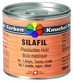 Plastisches Holz KNUCHEL SILAFIL
