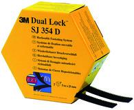Wiederlösbarer Druckverschluss 3M Dual Lock SJ-354