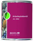 Arbeitsplattenöl BIOFA 2052