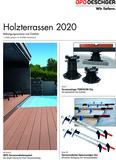 Holzterrassenflyer 2020